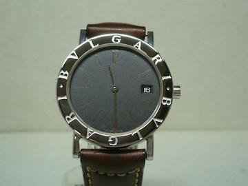 ブルガリ 美品 ブルガリブルガリ BB33SDL  メンズ  時計