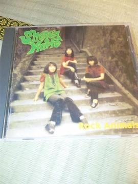 CD,少年ナイフ Rock Animals 帯なし