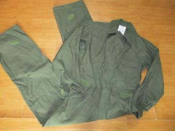 アメリカ軍 95年 SATEEN TYPE1 ツナギ USA−S