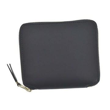 ◆新品本物◆コムデギャルソン CLASSIC 2つ折財布(NV)『SA2100』◆