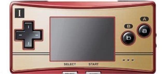 ゲームボーイミクロファミコンバージョン  < ゲーム本体/ソフトの
