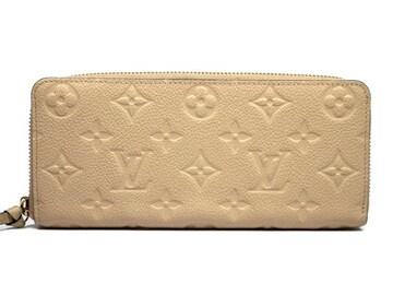 正規美品ルイヴィトン財布アンプラントポルトフォイユクレ