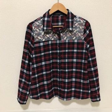 #PAGEBOYチェックシャツF