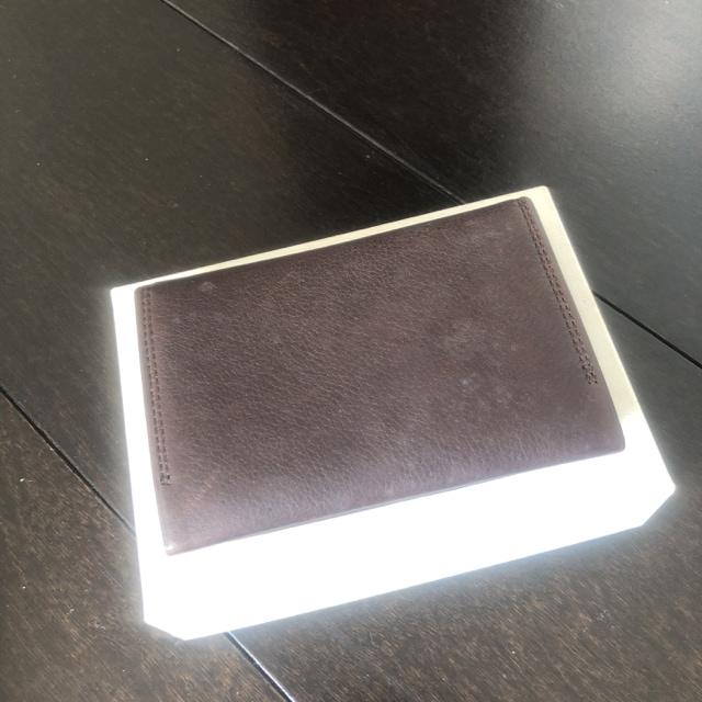 即決 TAKEO KIKUCHI タケオキクチ 名刺入れ カードケース < ブランドの