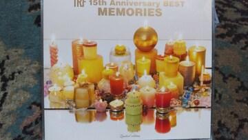 TRF 3枚組ベスト 15thアニバーサリーベスト