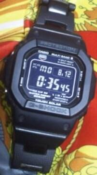 カシオGW-M5610BCタフソーラー電波腕時計スピードモデル定価26400円