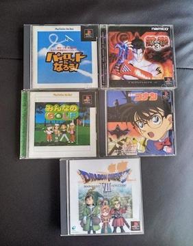 プレイステーション PSP◆ソフト 5枚セット まとめ売り