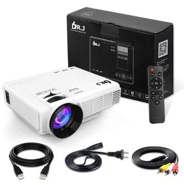 ★即日発送★ 1080P プロジェクター HDMI/SD対応