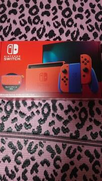 Nintendo Switch マリオレッドブルー