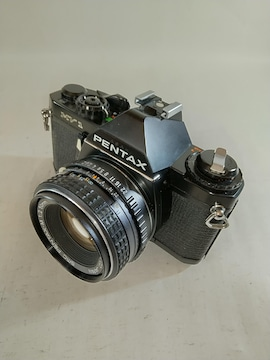 ASAHI PENTAX MV1 + SMC PENTAX-M 50mm 1:2