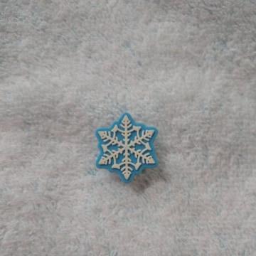 サンダルアクセサリー 雪 結晶