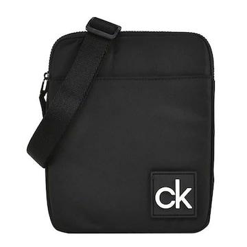 ◆新品本物◆カルバンクライン ショルダーバック(BK)『K50K506015』◆