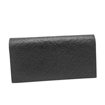 ◆新品本物◆バーバリー CONTINENTAL 長財布(BK)『8017650』◆