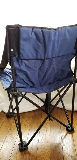 ロゴス アウトドアチェア キャンプ用品 折り畳み椅子 LOGOS サスペンダーチェアused