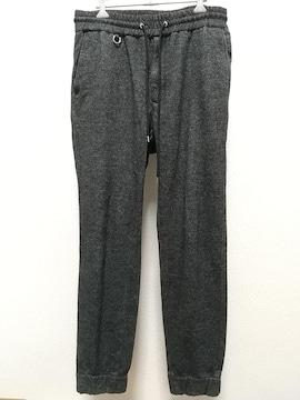 BETTY SMITH MEN'S ジョガーパンツ LLサイズ ベティスミス メンズ日本製 毛 服