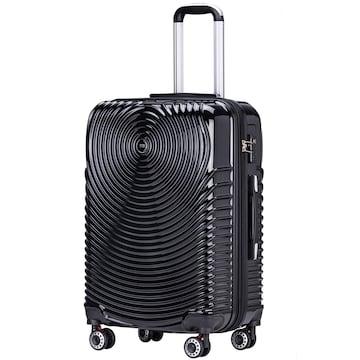 スーツケース S機内持込 大型軽量 容量拡張 TSAロックb
