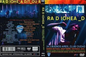 ≪送料無料≫レディオヘッド BUENOS AIRES ARGENTINA 2009