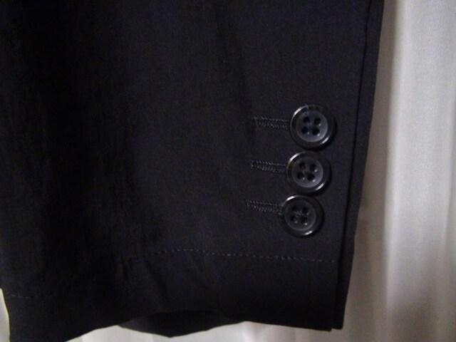 ワールドのブレザー黒(L)!。 < 男性ファッションの