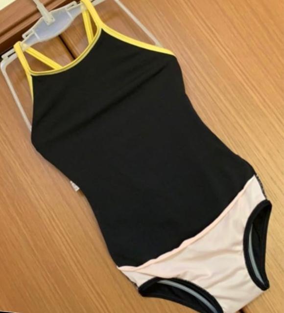 T.S.Sスポーツクラブ ティーンズ 練習用競泳水着 2S以下140 < 女性ファッションの