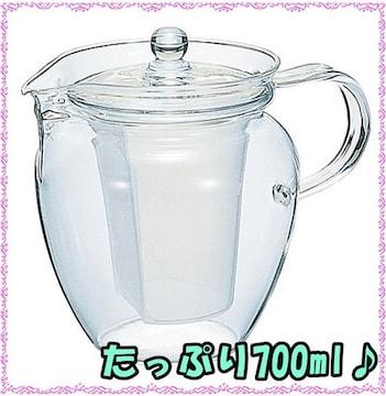 HARIO (ハリオ) 急須 茶茶 なつめ 700ml