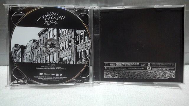 EXILE ATSUSHI Solo [CD+DVD] < タレントグッズの