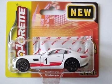 マジョレット メルセデスベンツ AMG GT レーシング