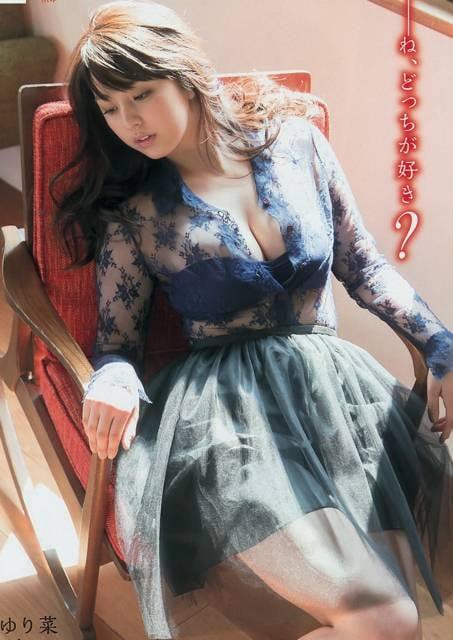 送料無料!柳ゆり菜☆ポスター3枚組7〜9 < タレントグッズの