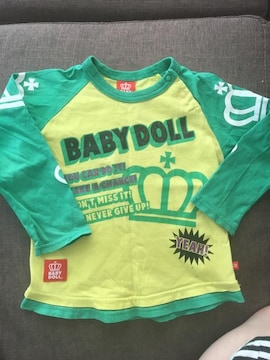 BABY DOLL☆ロンT☆長袖☆90cm