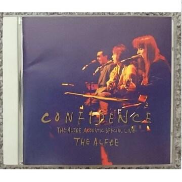 THE ALFEE (アルフィ) CONFIDENCE