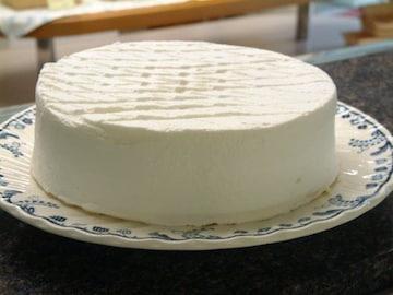 純白チーズ〜レモンの薫り
