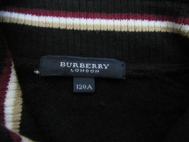 有名ブランド&超美品&国産★BURBERRY LONDON★毛混/黒系/XS < 女性ファッションの