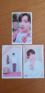 BTS JUNG KOOK カード �@ ジョングク