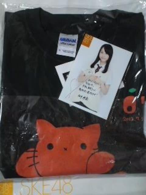 送込〓未着用〓松井玲奈〓2012年〓生誕記念Tシャツ&生写真セット  < タレントグッズの