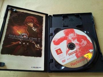 PS2☆シャドウハーツ�U☆名作?状態良い♪デイスク2枚組。