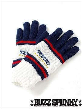BUZZSPUNKY(バズスパンキー)CALIFORNIA手袋/F