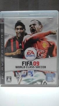 PS3 FIFA 09 ワールドクラスサッカー
