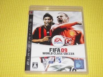 FIFA 09 ワールドクラスサッカー★箱説付