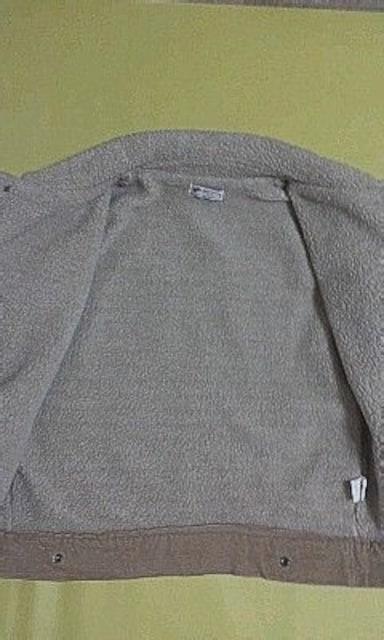 ★ブランド LIZLISA リズリサ ジャケットコート オシャレ コールテンタイプ ベージュ系★ < ブランドの