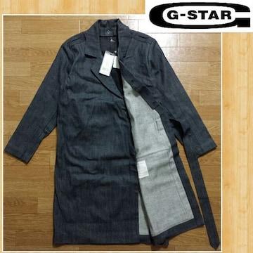 購入85050円 G-STAR RAW  ジースター 新品 デニムコート L スペシャルエディション