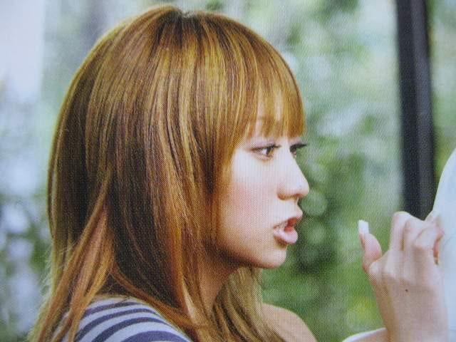 ◆倖田來未★CDアルバム購入特典☆オリジナルポストカード◆ < タレントグッズの