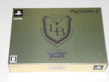PS2★ルシアンビーズ JUSTICE YELLOW 限定版