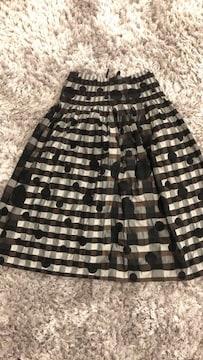 ★ナイロン★スカート★サイズ40★日本製