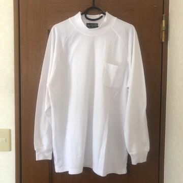 即決 OXFORD GOLF CLUB 長袖 シャツ 白シャツ ホワイト
