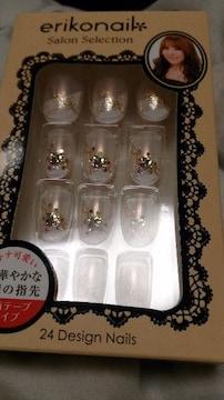 えり子ネイル2160円