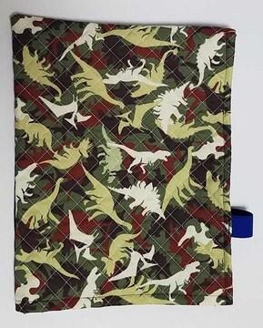 Z72 応援セール★ 防災頭巾 恐竜(^o^) ハンドメイド