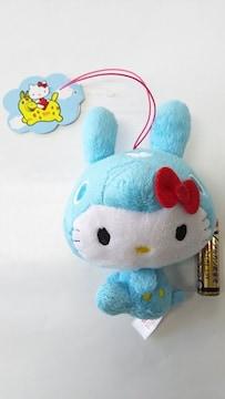 新品☆HELLO KITTY × RODY(キティ×ロディ)カラフルマスコット