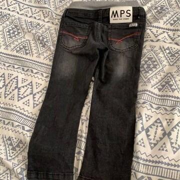 MPS★ブラックデニム★サイズ100カジュアル