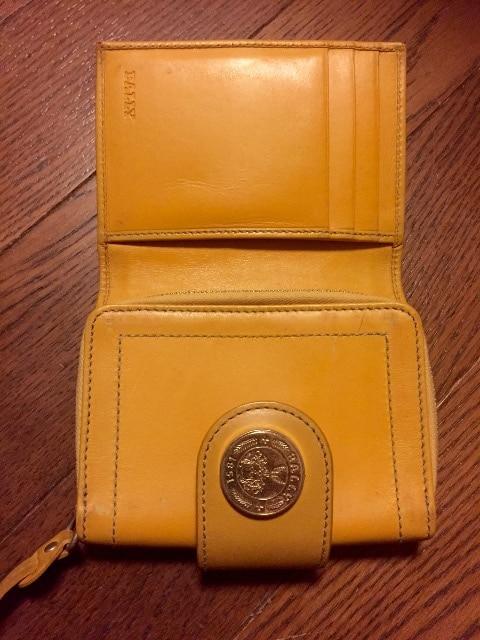 BALLY バリー カードケース 小銭入れ 定期入れ レザー 財布 < ブランドの