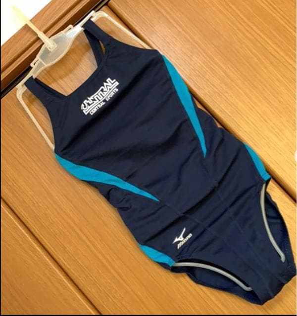 MIZUNO セントラルスポーツレディース競泳水着(練習用)  < 女性ファッションの