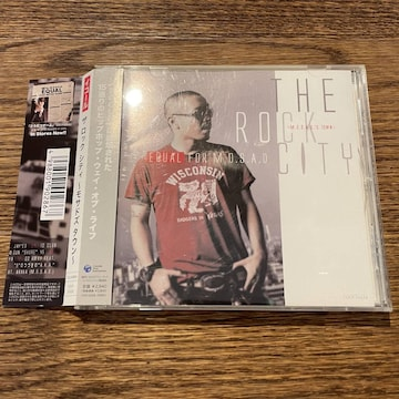 【Equal】THE ROCK CITY ~M.O.S.A.D.'S TOWN~